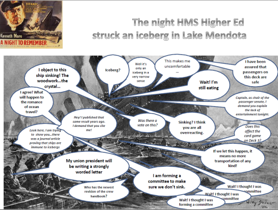 The night HMS Higher Education Struck an Iceberg (1)