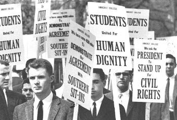 student demonstrations dc1960